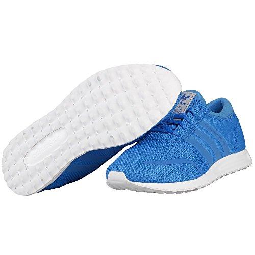 Angeles Basses Adidas Los bleu Homme Blanc Baskets 1gSxSw5R