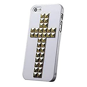 Luxury Bling Rhinestone Defender Hard Case Cover for iPhone 5/5S/5G (Assorted color) --- COLOR:Rose