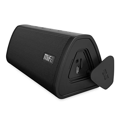 NFY Impermeable Altavoz Bluetooth Speaker con Tarjeta TF Portátiles Recargables Waterproof Sonido Inalámbricos...