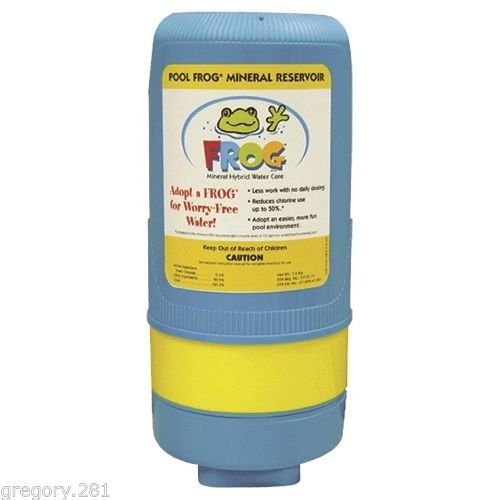 King Technology Inground Pool Frog Replacement Mineral Reservoir by King Technology