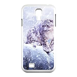 SamSung Galaxy S4 I9500 Animals Phone Back Case Custom Art Print Design Hard Shell Protection BN015801