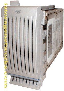 (HP D9420-63001 73.4GB 'hot swap' Ultra3 SCSI hard drive module - 10000 RPM, hal )