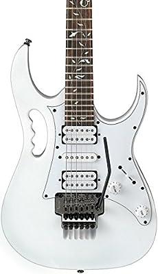 Ibanez JEMJR Steve Vai Signature JEM Series Electric Guitar,