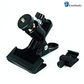 Camera & Photo Accessories Photographic Clamp Clip With Hotshoe Mount Table Mini Stand Holder For Flash Speedlite Background Photographic Ligting Photo Studio Accessories