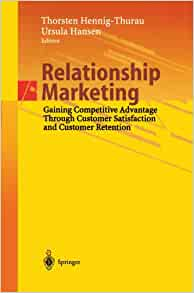 hennig thurau relationship marketing strategy
