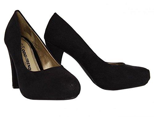 b7200 Urban Black Goco Escarpins Pour 770932 Femme T7xfw7Xq