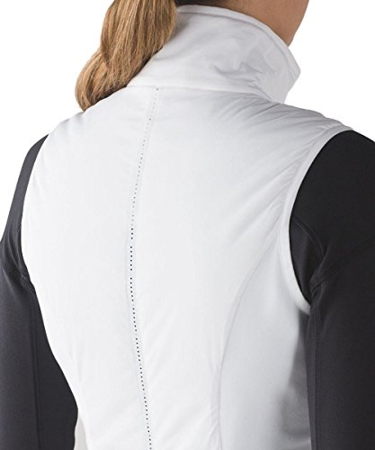 Lululemon - Run for Cold Vest - White - Size 10 by Lululemon (Image #3)
