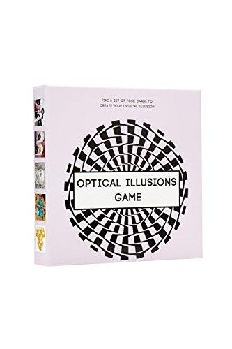 Optical illusions game (Anglais) Cartes – 1 août 2015 Paul M. Baars Paul Baars Designs BIS Publishers B.V. 9063693885