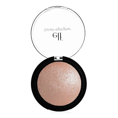 e.l.f. Studio Baked Highlighter 83706 Blush Gems NET WT.0.17 OZ (5g) by e.l.f. Cosmetics (Elf Baked Blush Gems)