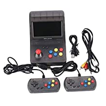gazechimp 4.3inch Retro Arcade A8 Gaming Console Machine Built-in 3000 Classic Games 16G