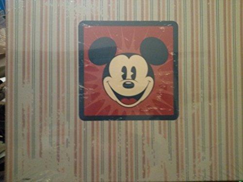 (Disney Mickey Mouse Scrapbook Album)