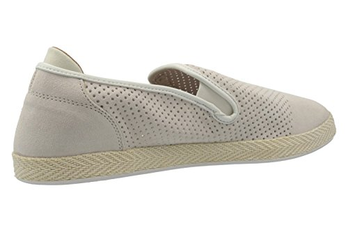Lacoste Tombre Slip-On Uomo Sneaker Natural Bianco