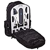 Drone Crates GoPro Karma Backpack - Premium Foam Insert, Accessory Compartments, Thick Comfortable Padded Straps and Lower Back Support Area, and More.