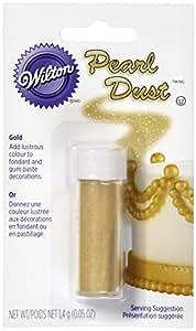 Wilton Pearl Dust - Gold