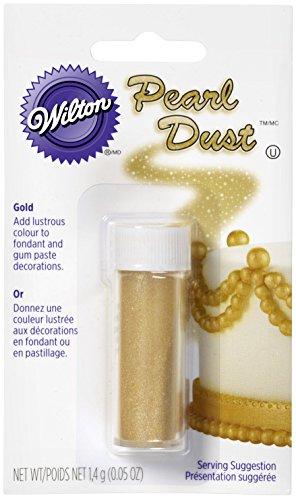 Wilton Pearl Dust (Wilton Pearl Dust - Gold)