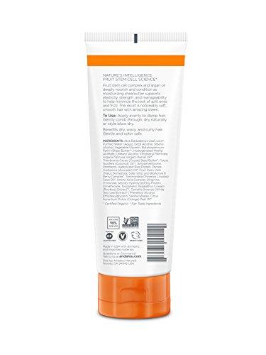 Andalou Naturals Argan Oil & Shea Styling Cream, 6.8 oz by Andalou Naturals (Image #2)'