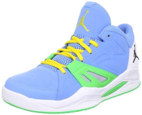 Nike Jordan Men's Jordan Ace 23 University Blue/Black/Psn Grn Basketball Shoe 10 Men US
