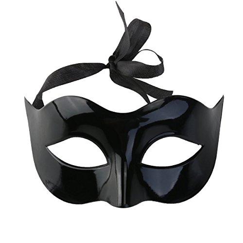 Black Eye Mask Halloween - 3