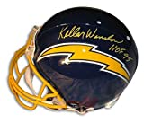 Kellen Winslow Signed Chargers Throwback Pro Line