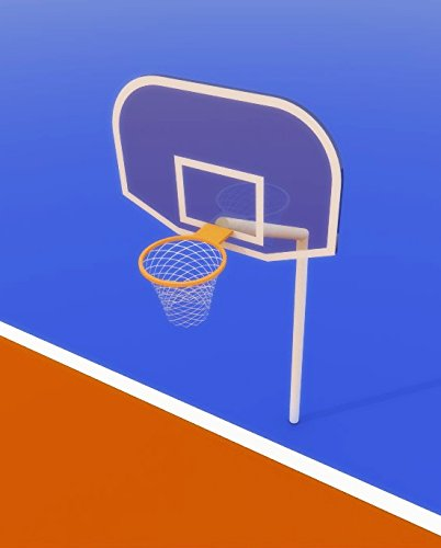 Juego red mini basket 9 anclajes Benimeli S . s.l