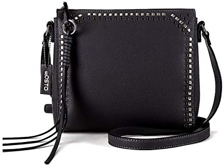 seOSTO Medium Women Crossbody Purse Bag with Tassel