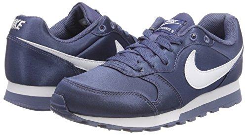 2 Nike Runner diffused 407 Da Scarpe white Blu Donna Blue Running Md Bx4wgx