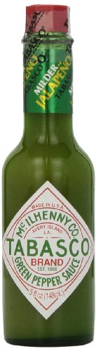 tabasco green pepper sauce - 4