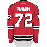 Artemi Panarin Chicago Blackhawks Reebok Premier Home Jersey NHL Replica