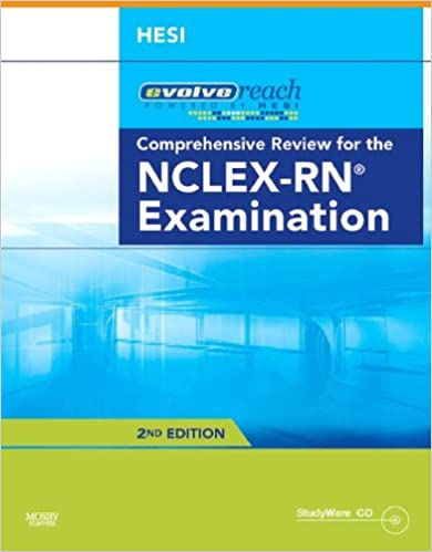 Evolve Reach Comprehensive Review For The NCLEX RN