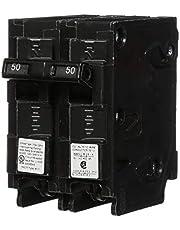 Q250H 50-Amp Double Pole 22kA Type QPH Circuit Breaker