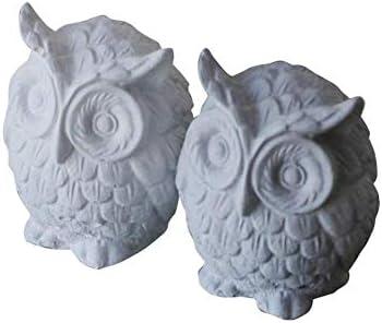 Lembeauty - Molde de Silicona con Forma de búho en 3D, Hecho a Mano, para jabón, pudín, Plantas, volcán, Manualidades, decoración de Tartas, decoración de ...