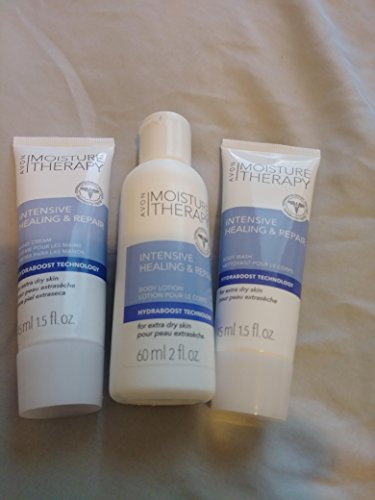 Avon moisture therapy intensive healing repair trial size Se