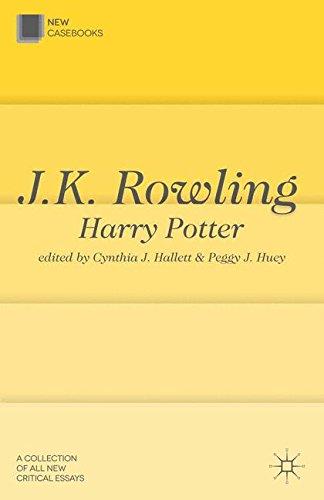 J. K. Rowling (New Casebooks)