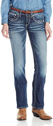 Ariat Women's R.E.A.L. Riding Midrise Bootcut Jean