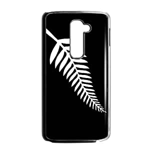Newzealand Rugby Logo 001 LG G2 Cell Phone Case Black present pp001_7929550