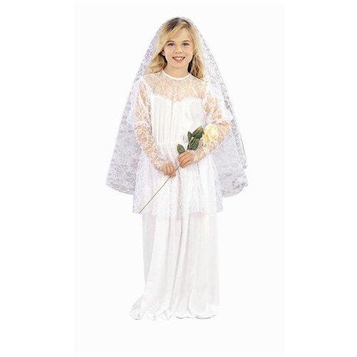 [Pretty Bride - Medium Costume] (Princess Bride Halloween Costumes)
