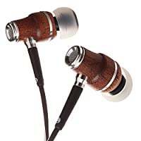 Deals on Symphonized NRG X Sapele Wood Earbuds