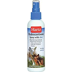 Hartz Hydrocortisone Spray For Dogs Reviews