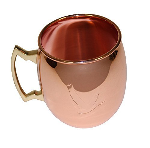 Smirnoff Lime Vodka - Grey Goose Vodka Copper Moscow Mule Mug