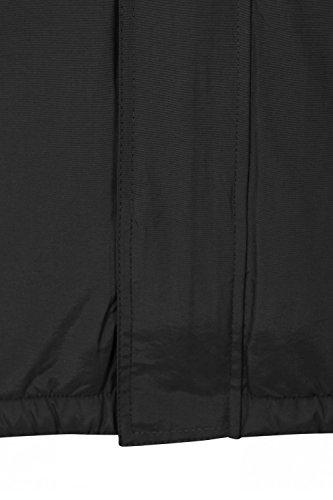 Maspeth Strato Giacca Doppio Inverno Cappotto Nero Con Tokyo Trapuntato Outdoor Uomo Imbottito Laundry Cappuccio wIXxpAnZEq