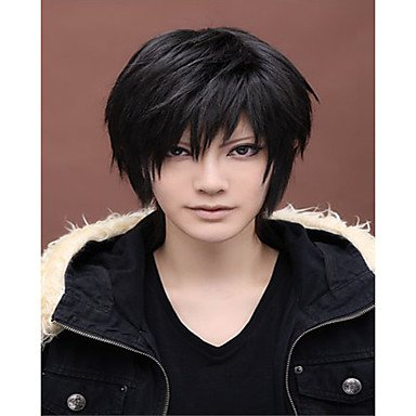HJLHYL-Halloween Costume Harajuku Anime Cosplay Party Wigs ()