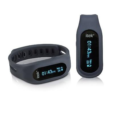 itek Bluetooth Touchscreen Activity Tracker