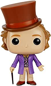 Funko Pop Movies: Willy Wonka-Willy Wonka Action Figure