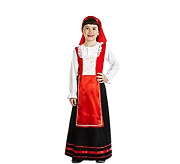 Disfraz de Pastora Labriega para niña