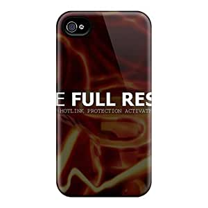Durable Case For The Iphone 4/4s- Eco-friendly Retail Packaging(san Francisco 49ers) WANGJING JINDA