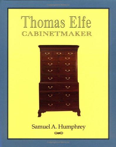 Thomas Elfe Cabinetmaker (Arbor Stores Ann In Furniture)