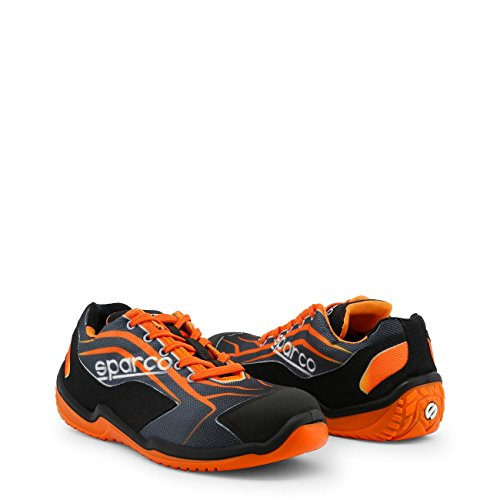 Sparco Touring_Low Sneakers Hombre Negro 46