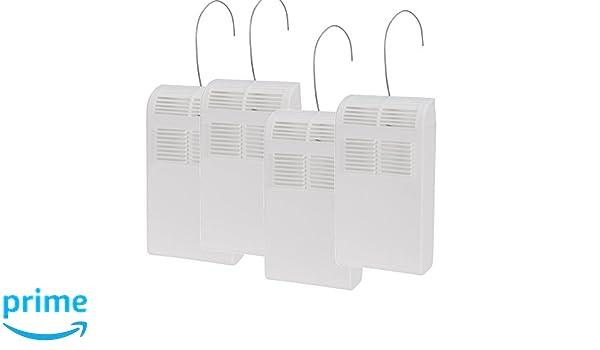 4 pieza luftb deshumidificador radiadores (Depósito de agua Evaporador humidificador: Amazon.es: Bricolaje y herramientas