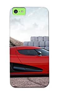 Appearance Snap-on Case Designed For Iphone 5c- 2013 Koenigsegg Agerar Supercars Supercar(best Gifts For Lovers)