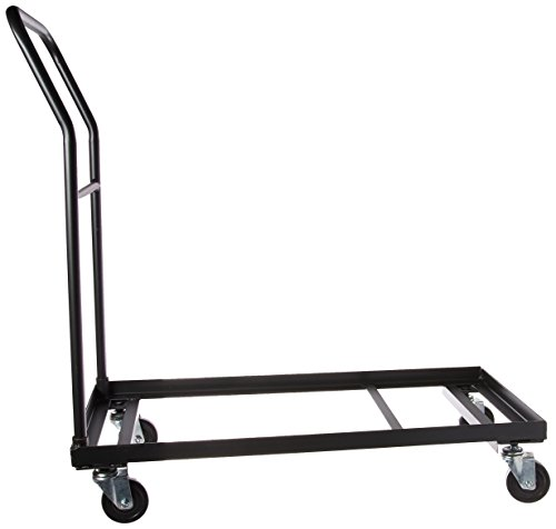 Flash Furniture Folding Chair Dolly 0.125' Thick Metal